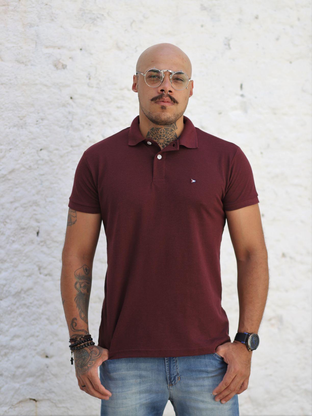 MONTE SEU KIT POLOS BÁSICAS- 2 POR R$ 125,00