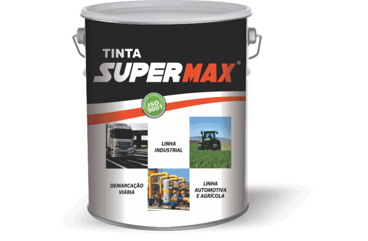 Tinta Supermax Spray