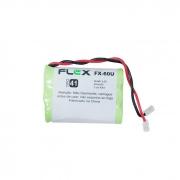 Bateria Recarregável p/ Telefone Sem Fio 3,6V 600mAh FX-60U