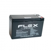 Bateria Selada 12V 9A Chumbo-Ácida Flex Gold