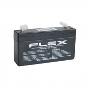 Bateria Selada 6V 1,3A Chumbo-Ácida Flex Gold