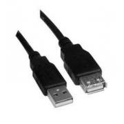 Cabo USB 3m Extensor AM x AF