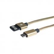 Cabo USB Micro Turbo 1m Mola X-Cell