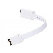 Cabo USB Micro x USB 3.0 (F) 0,10m OTG Flat###
