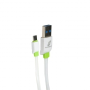Cabo Usb X Tipo C Flat 3.0 1m Branco X-Cell