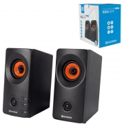 Caixa de Som Bluetooth FM/TF/Aux 60w Hoopson RBM-009