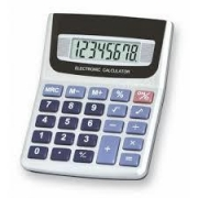 Calculadora de Mesa BK-8985A