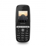 Celular Dual Chip MP3 Bluetooth Multilaser c/ Câmera###