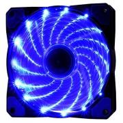 Cooler Fan 12cm com 15 LEDs Azul OEX Game F20###