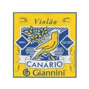 Encordoamento Em Aço Inox P/ Viola Giannini GESV - Média - Canário*