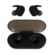 Fone De Ouvido Bluetooth D77TWS Sem Fio Duplo Air###