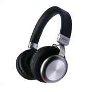 Fone de Ouvido Headphone Bluetooth P2 Micro SD FM Knup Preto