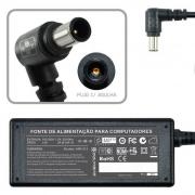 Fonte Monitor 14V 3A 42W 6.5x4.4 Dell / Samsung /Lg