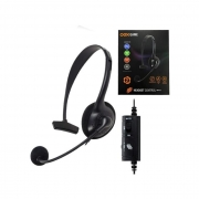 Headphone Headset Gamer Control P3 c/ Microfone OEX###