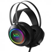 Headphone Headset Gamer Eborh c/ Microfone Kross Gaming###