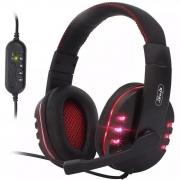 Headphone Headset USB c/ Microfone Knup