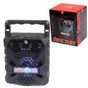 Mini Caixa de Som Bluetooth 5W TF USB FM P10 KTS-1172