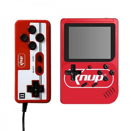 Mini Game Portátil Retro 400 Jogos Super Console + Controle