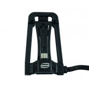Suporte Carregador c/ Cabo Micro USB 1m preto Newlink