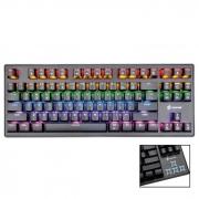 Teclado USB Gamer Mecânico Spectrum OEX Game