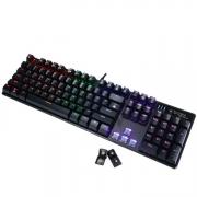 Teclado USB Gamer Mecânico Tank Bright###
