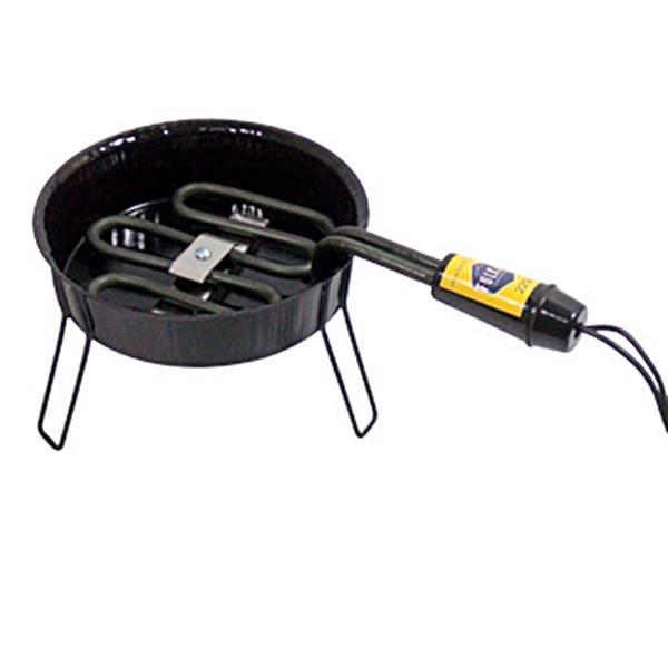 Acendedor de Carvão para Narguilé Elétrico 675w 220v