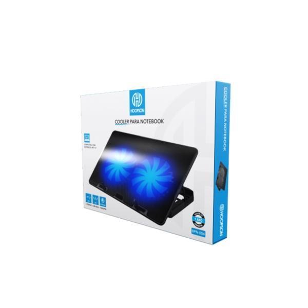"""Base Notebook até 17"""" com 2 Coolers 4 Posições 2 USB###"""