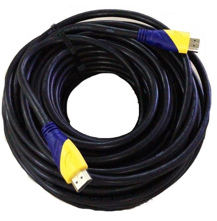 Cabo HDMI 20m 2.0 4K Ultra HD 1080 3D 19 Pinos 18Gbps