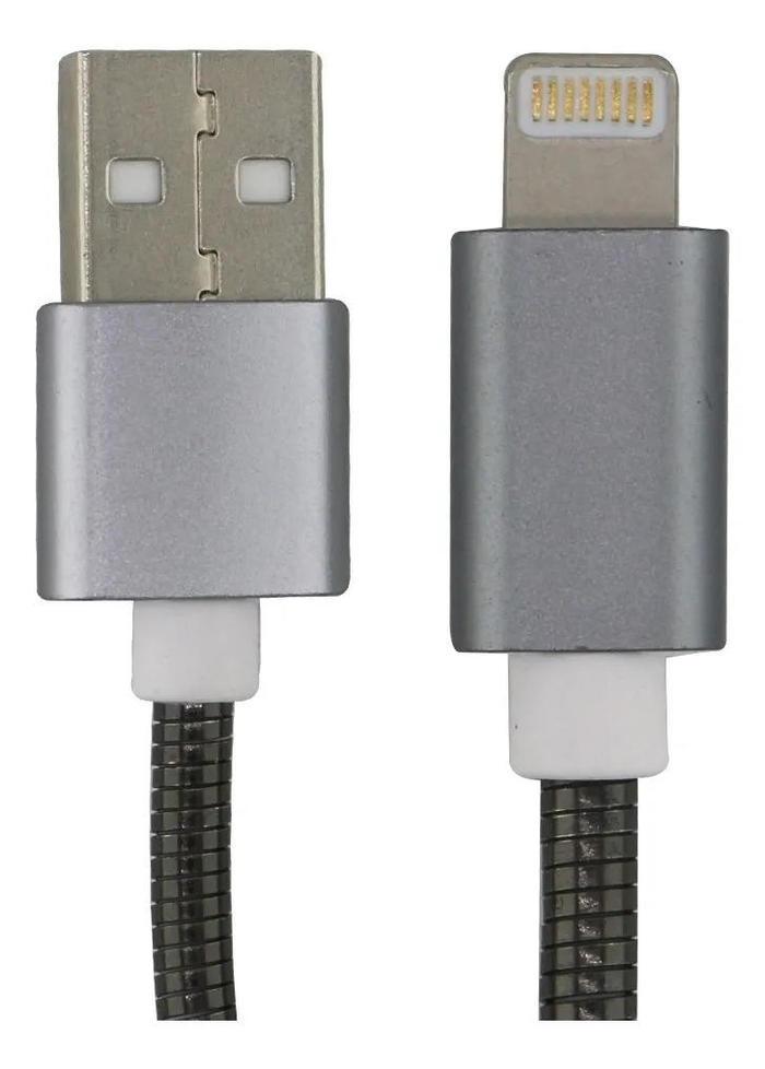 Cabo USB para iPhone 5/6/7 1M