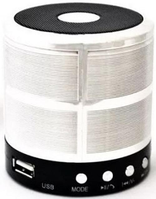 Caixa De Som Bluetooth 3W FM USB Micro SD###