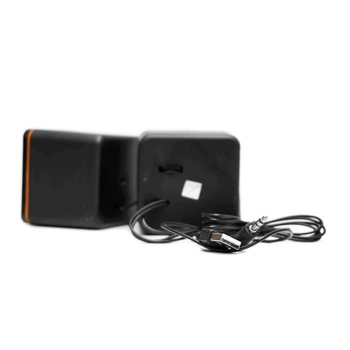 Caixa de Som USB 6W Hayom KM2501###