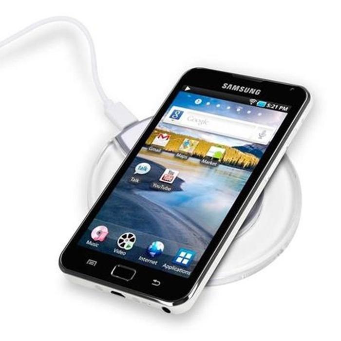 Carregador sem fio para smartphones