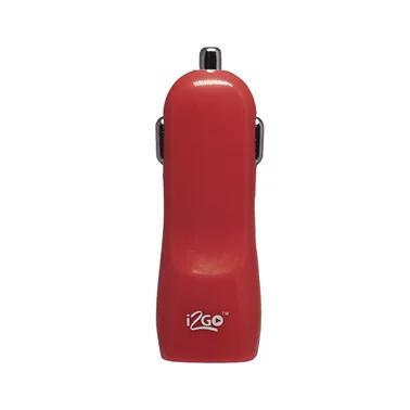 Carregador Veicular 2 USB 2.1A I2GO*