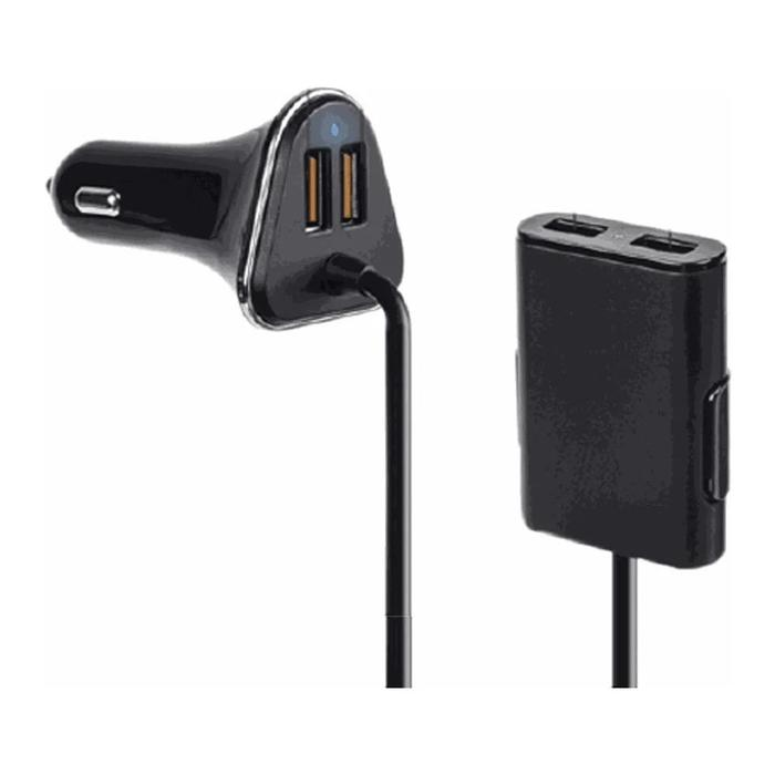 Carregador Veicular 4 USB 9.6A 48W Turbo X-Cell