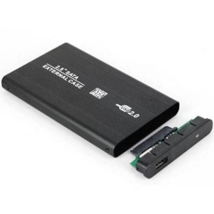 Case HD 2.5 Sata USB 2.0 Feasso