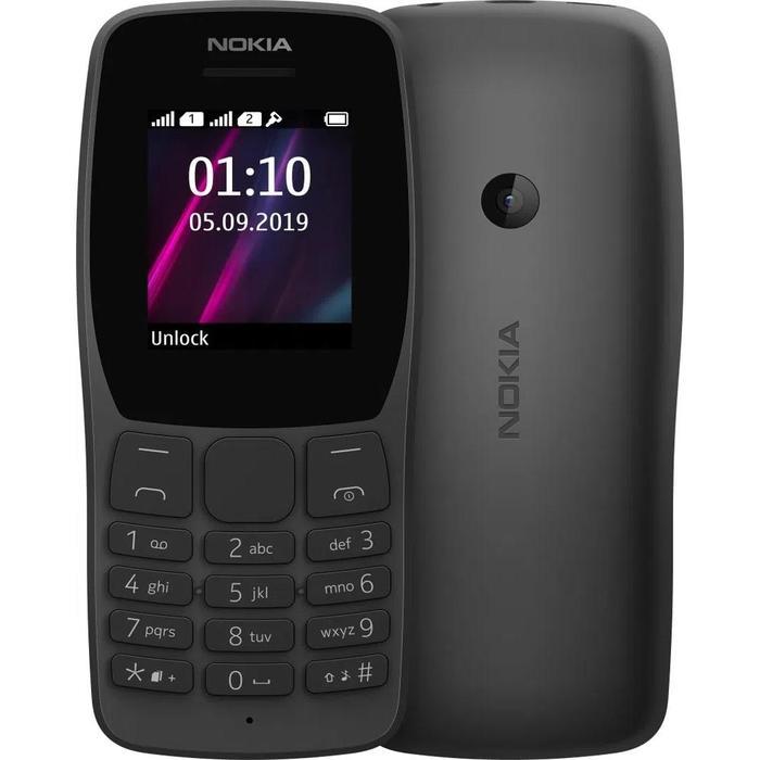 Celular Dual Chip MP3 Nokia 110 c/ Câmera
