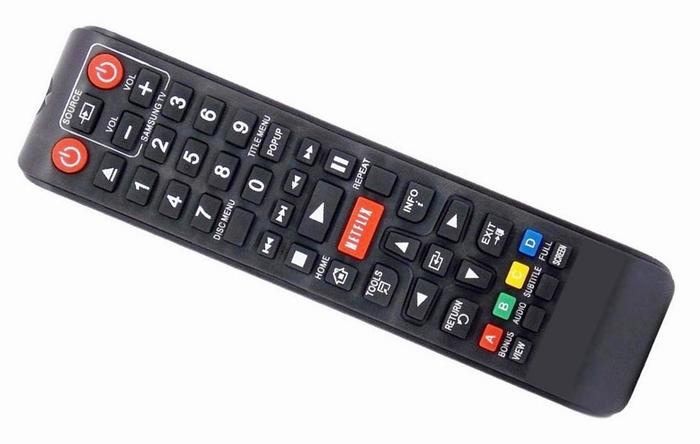 Controle Remoto p/ Samsung Blu-ray AK59-00153A