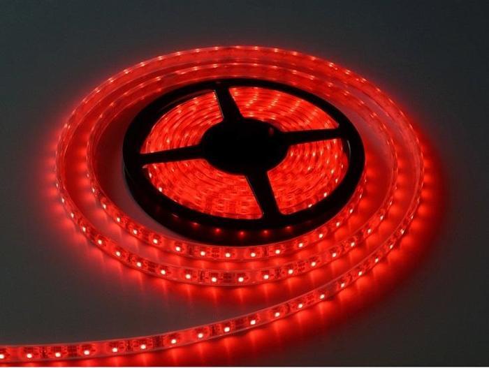 Fita de LED Rolo 5m Vermelha