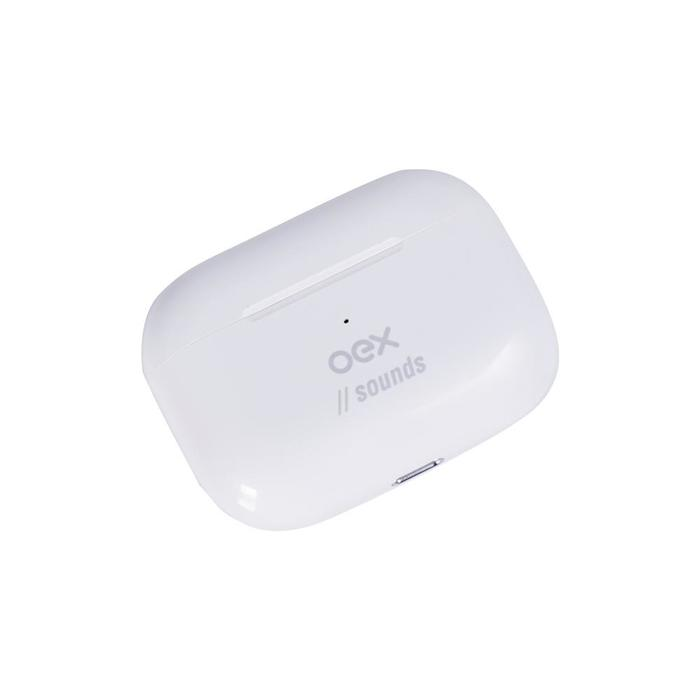 Fone de Ouvido Bluetooth Freedom TWS-40 c/ Case OEX###