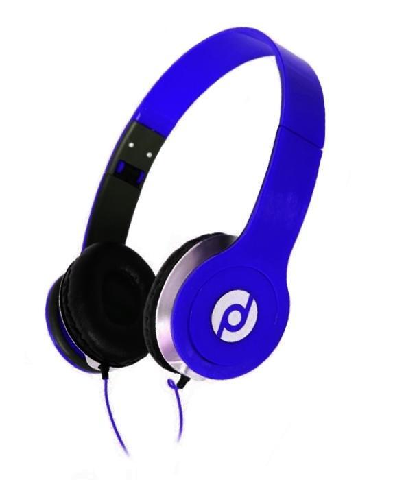 Fone de Ouvido Headphone P2 Super Bass Azul###