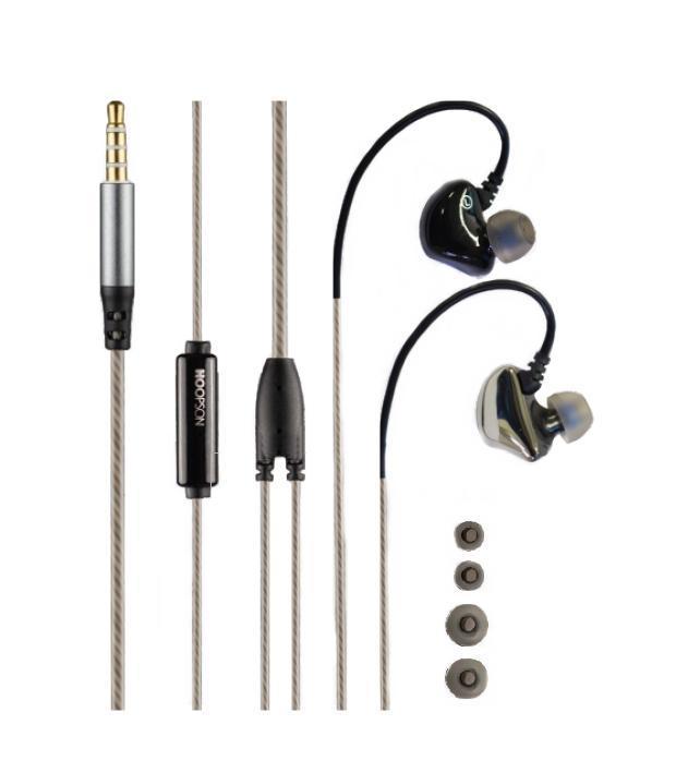 Fone De Ouvido Intra Auricular Esportivo c/ Microfone