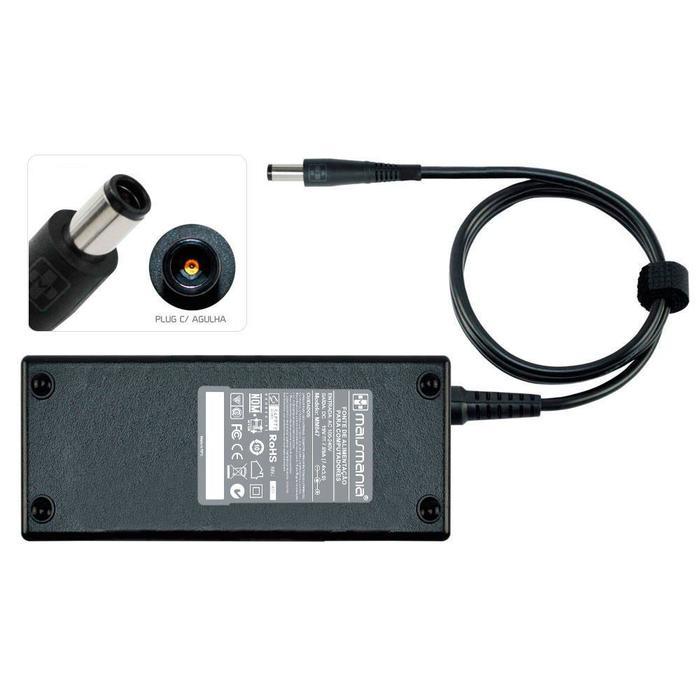 Fonte Carregador Note 19V 7,89A 150W 7.4X5.0 P/ HP / COMPAQ