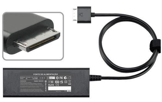 Fonte p/ PSP GO Sony 5V 1.5A