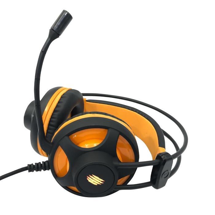 Headphone Headset Gamer Argos 7.1 P3 e USB c/ Microfone OEX###