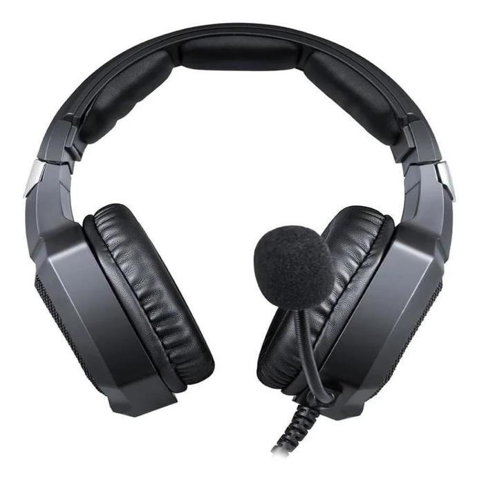 Headphone Headset Gamer P3 c/ Microfone Onikuma Preto/RGB K8