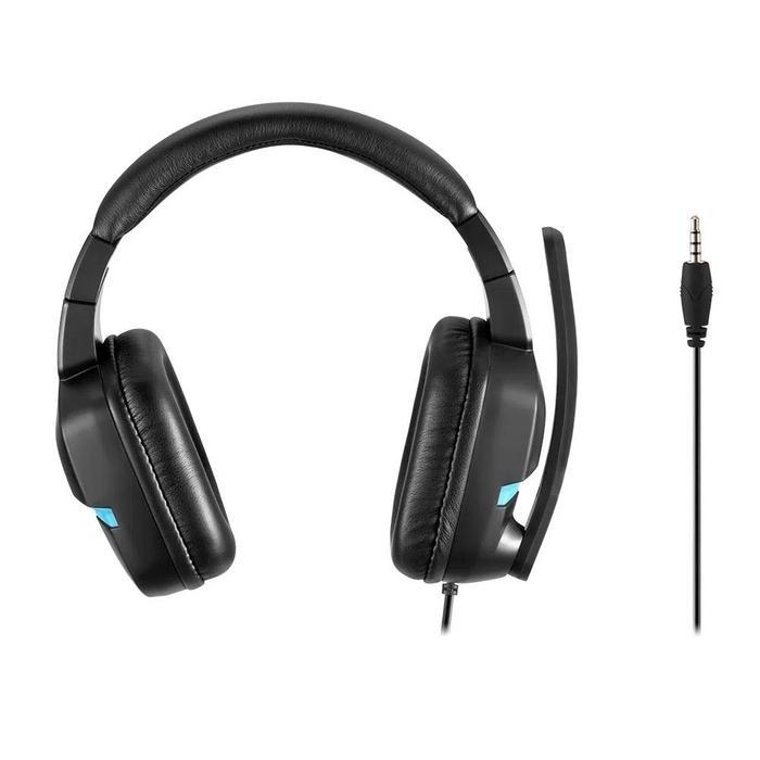 Headphone Headset Gamer c/ Microfone P3 Warrior Askari PS4###