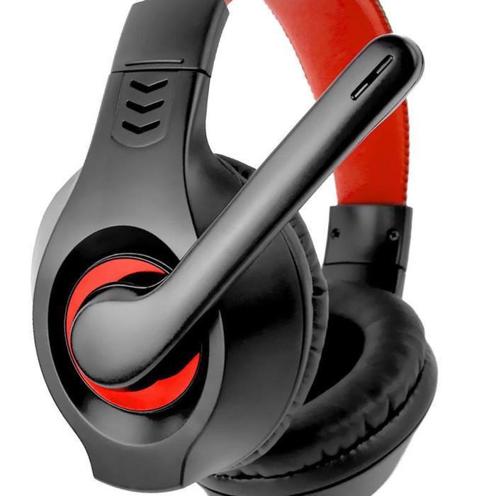 Headphone Headset Gamer Khareus c/ Microfone Kross Gaming###