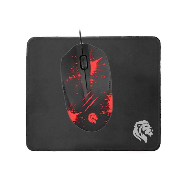 Kit Teclado Mouse Mouse Pad e Headset 4 em 1 Hayom###