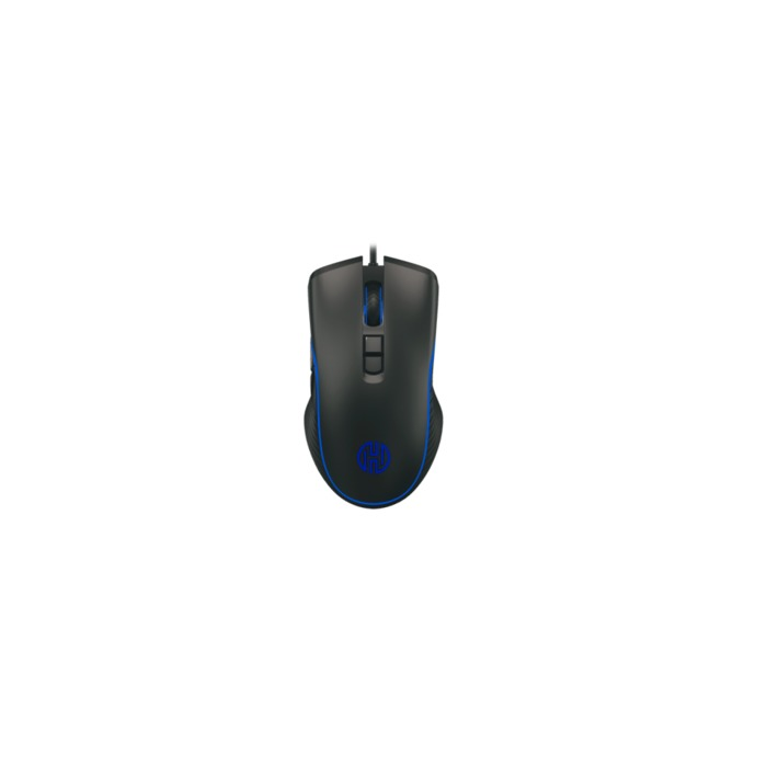 Kit Teclado Mouse Mouse Pad e Headset Azul 4 em 1 Hoopson