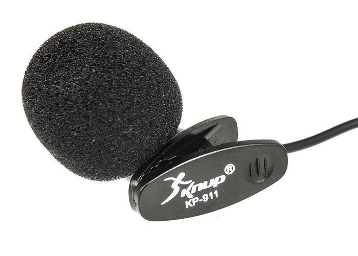 Mini Microfone de Lapela###